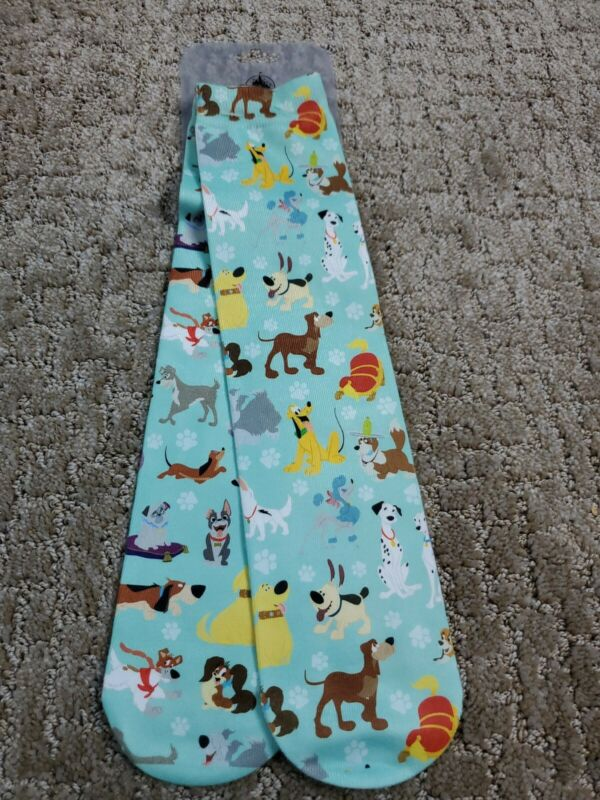 Disney Parks Socks Dogs Characters Unisex 5-10 ladies 5-9 men New Lady Dug Pongo