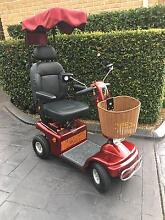 As new **SHOPRIDER** Mobility Scooter with Accessories. Baulkham Hills The Hills District Preview