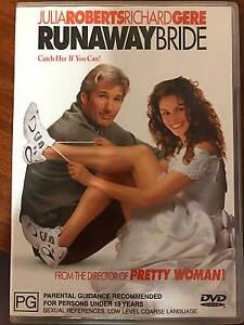 DVD - Runaway Bride Caboolture South Caboolture Area Preview