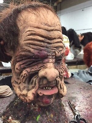 The Hound Face circa 1975 Collectors Edition Halloween Mask