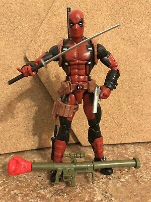 Marvel Legends Deadpool Action Figure