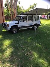 1991 Holden Jackaroo - Turbo Diesel - Fully Rebuilt - Great Condition Campbelltown Campbelltown Area Preview