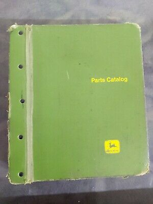 John Deere 2510 Tractor Parts Catalog