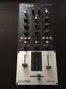 Audio Mixer Ecler 2.0