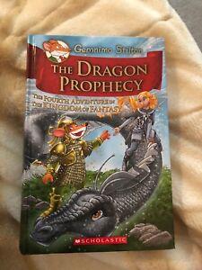 Geronimo Stilton The Dragon Prophecy