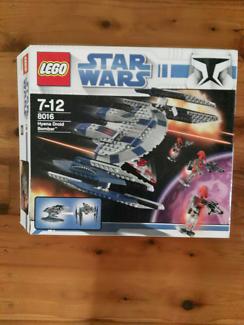 LEGO Star Wars Hyena Droid Bomber #8016