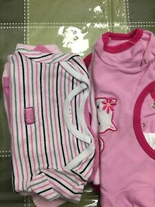 Onesies for Girl - sz 3-6mos