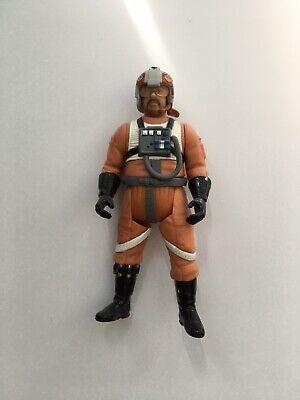 "Star Wars Rebel Pilot Jek Porkins 3.75"" Action Figure X-Wing"