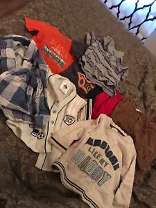Toddler boy clothes (Sussex area)
