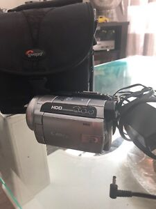 Canon camcorders video