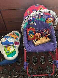 Fisher Price Bulk toy and chair collection
