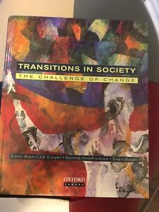 Transitions in Society the challenge of change