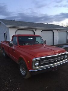 1970 c10 for sale or trade
