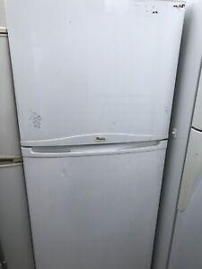 Whirlpool 360L fridge