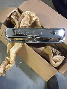 Small block dodge valve cover pans