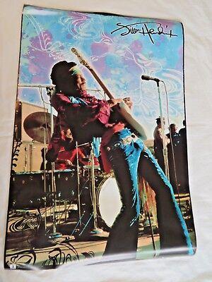 "Jimi Hendrix Poster 24"" x 36"" by GB Eye #8503"