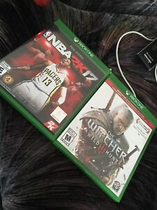 Both games for 50$