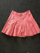Cue size 8 pink mini skirt Fyshwick South Canberra Preview