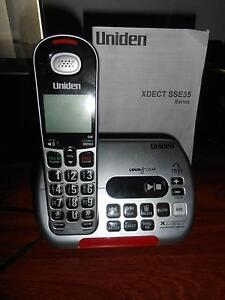 uniden answer machine remote access