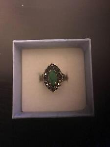 Middle Eastern Marquisite Ring North Sydney North Sydney Area Preview