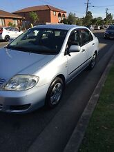 Toyota Corolla Old Guildford Fairfield Area Preview