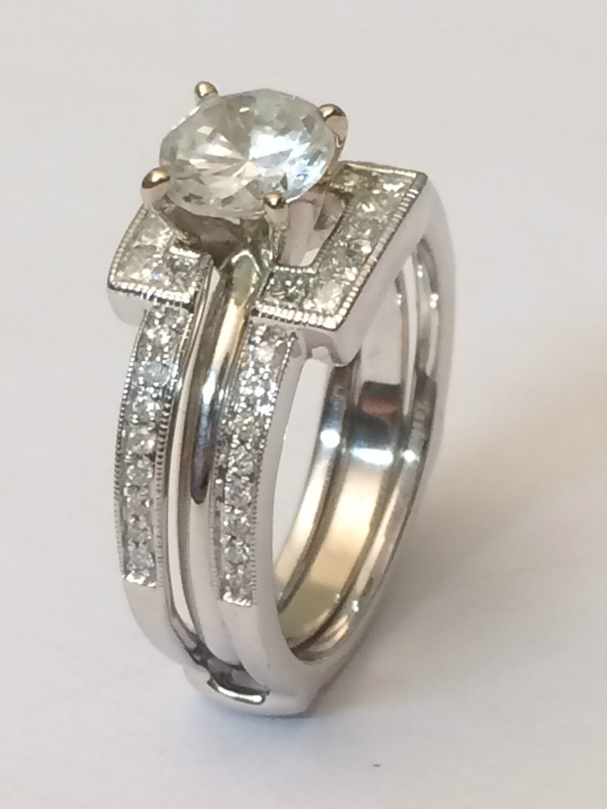 Solitaire Ring Guards And Wraps
