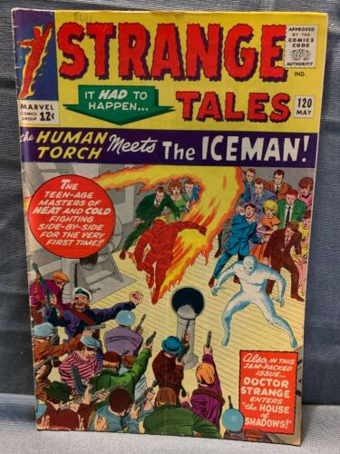 Strange Tales #120 (May 1964, Marvel)