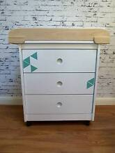 King Parrot (made by Boori Company) 3 drawers & change table McLaren Flat Morphett Vale Area Preview