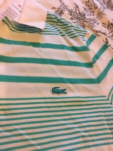 AUTHENTIC lacoste polo
