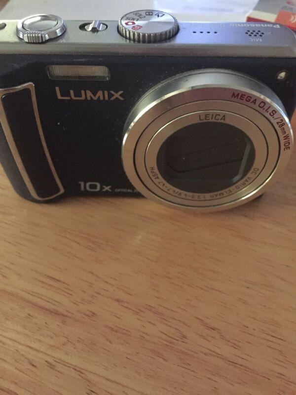 Panasonis Lumix DMC TZ5 Camara
