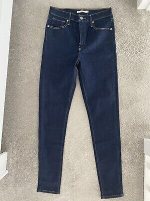 Levis Mile High Super Skinny Jeans - Size 29 W, Size 30L
