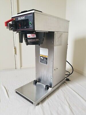 Bunn Cwtf15-aps Commercial Airpot Coffee Brewer For Parts