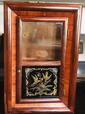 Seth Thomas 30 Hour (Cottage?) Mantle Shelf Clock Case Antique