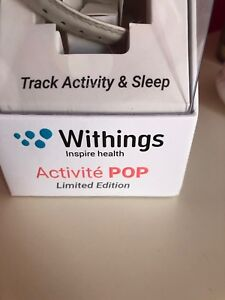 Ladies withings active watch