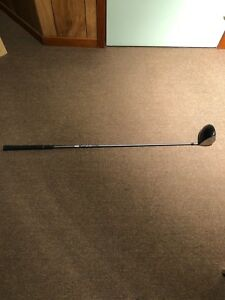 Taylormade r7 draw driver with ping shaft