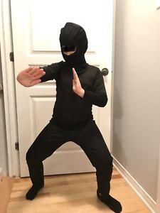 Costume Halloween Ninja
