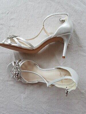 Jenny Packham Wedding Shoes Size 6 BRAND NEW