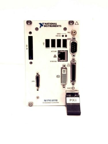 National Instruments NI PXI-8110 Core2 Quad 2.26 MHZ Controller
