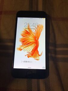 Barely used iPhone 6S 64GB unlocked