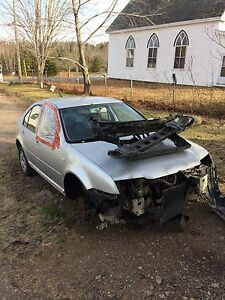 Parting out 2001 jetta