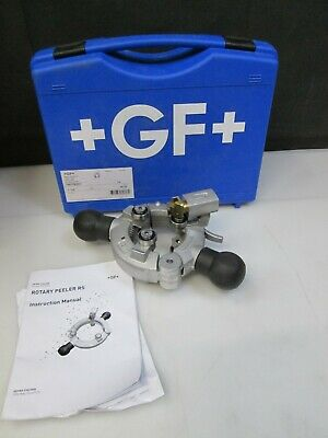 Gf Georg Fischer Rotary Peeler 1-14 Ips 790136301 New Free Shipping