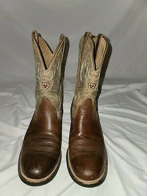 Ariat Leather Women's Cowboy/Western Boots. Size 9D
