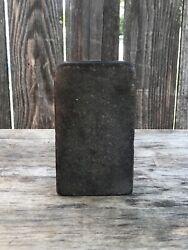 Good quality antique american wall regulator clock weight