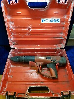 Hilti Dx 460 Concrete Nailer Powder Actuated Gun