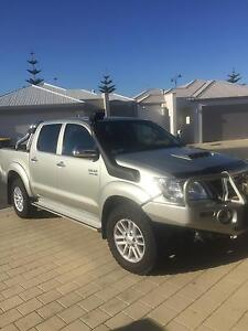 2013 Toyota Hilux SR5 Butler Wanneroo Area Preview