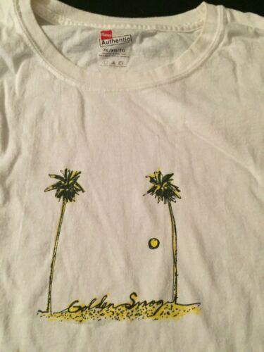 Golden Smog Shirt (Jayhawks), XL, Good Condition!