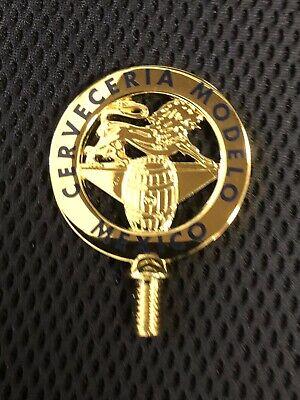 Modelo Especial Mexico Gold Lion Medallion Topper For Beer Tap (Modelo Gold)