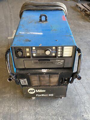 Miller Pipeworx 400 Welder System 230460 V