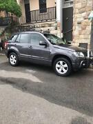 2012-Suzuki-Grand-Vitara-Manual- Turbo Diesel Balmain Leichhardt Area Preview