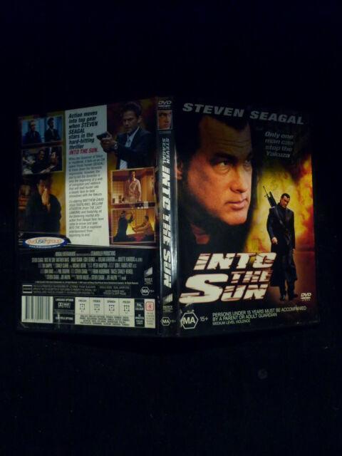 INTO THE SUN (DVD, MA15+)